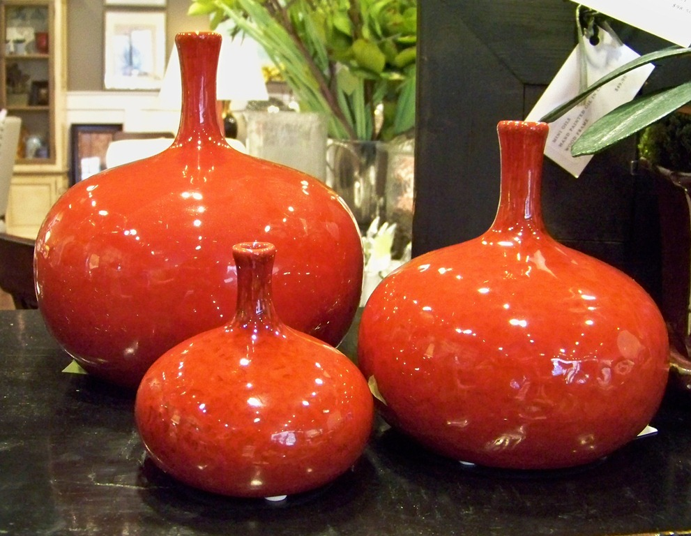 Small Orange Vase Vase And Cellar Image Avorcor