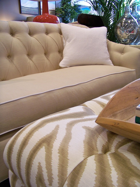 Heather Scott Home Design: What's New Wednesday: Lilly Pulitzer Sofa