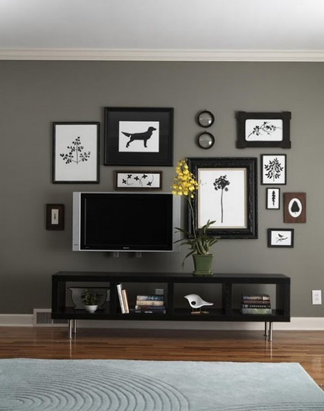 what to know about tv placement - heather scott home & design