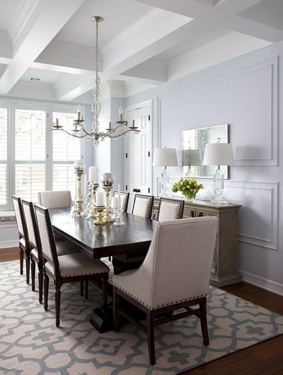 Before Amp After Ethereal Dining Room Heather Scott Home