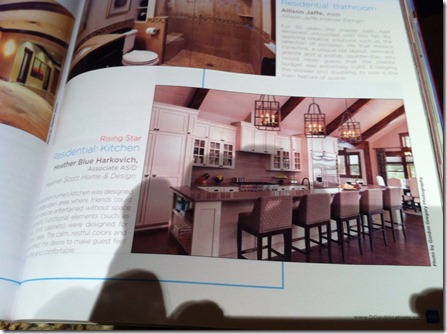Design Guide Heather Blue Harkovich ASID award best traditional kitchen