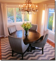 Dining room seattle after