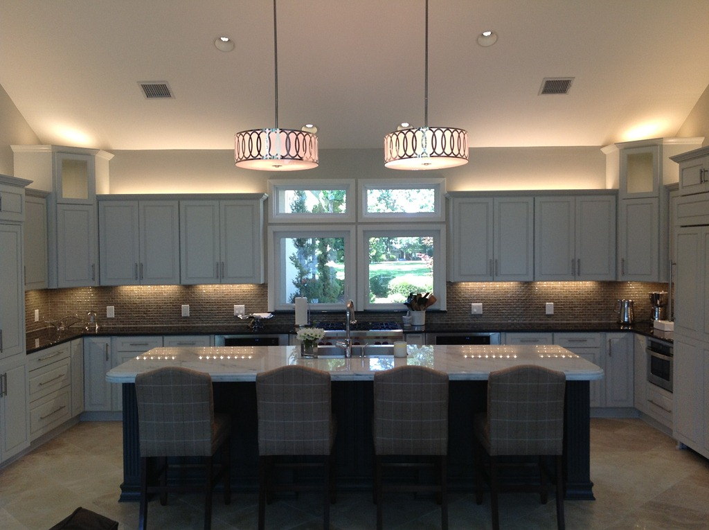 Interior design proportion scale and size for Kitchen design principles