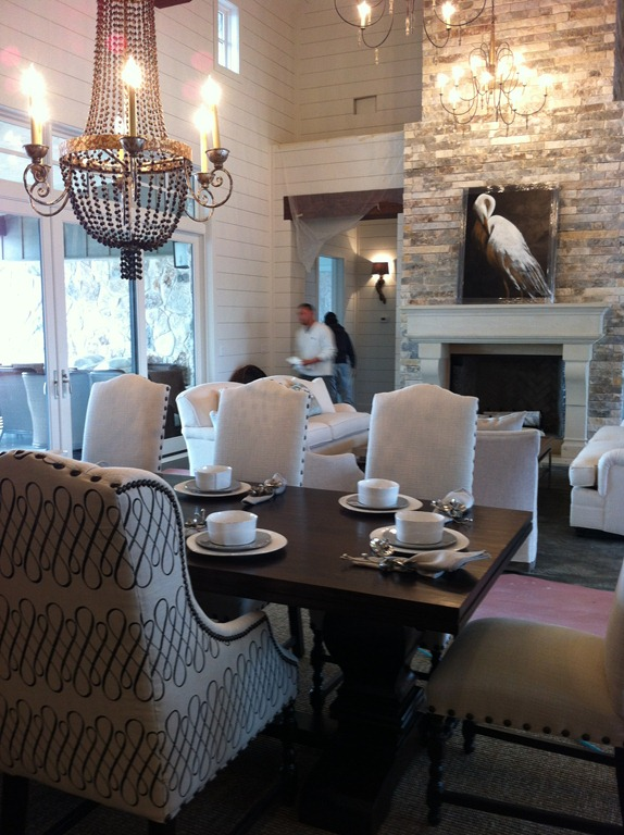 Marvelous Heather Scott Southern Living Dining And Great Room Custom Furniture