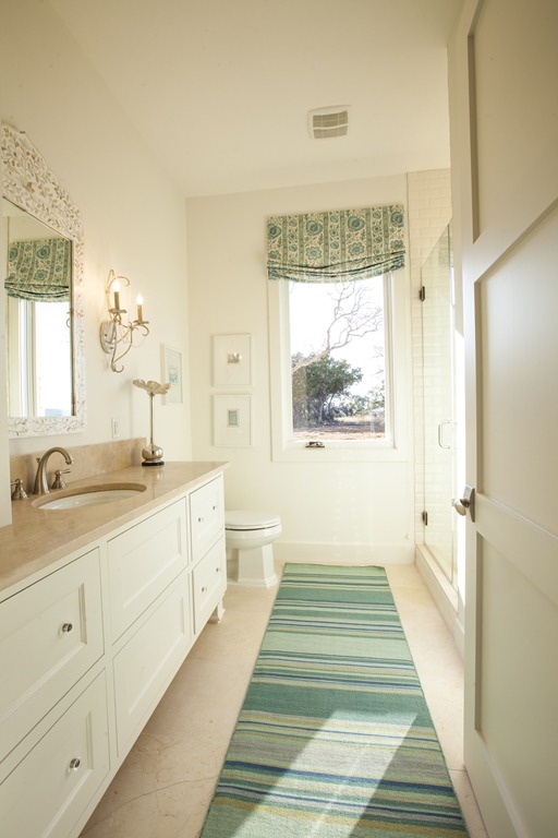 Southern Living Custom Showcase House Texas Archives Heather Scott Guest Bathroom Decorating Ideas Stay Flexible With