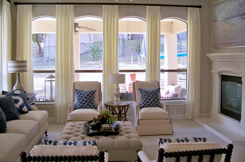 ... Taupe And Blue Bedroom Color Scheme · Interior Design Austin Custom  Furniture Chairs ... Part 57
