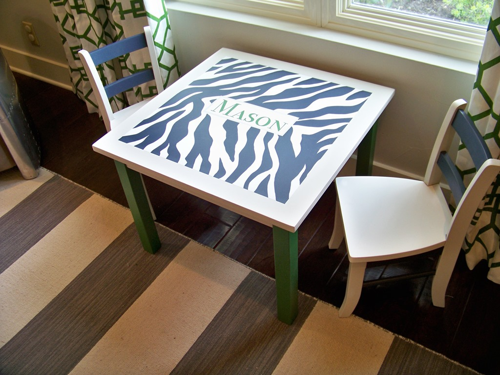 Interior Design Austin Custom Painted Furniture
