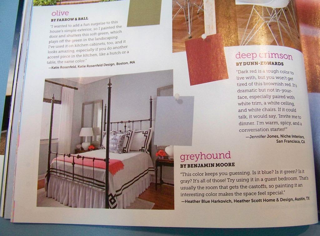 Hgtv Magazine Featuring Heather Scott Home Design Heather Scott Home Design