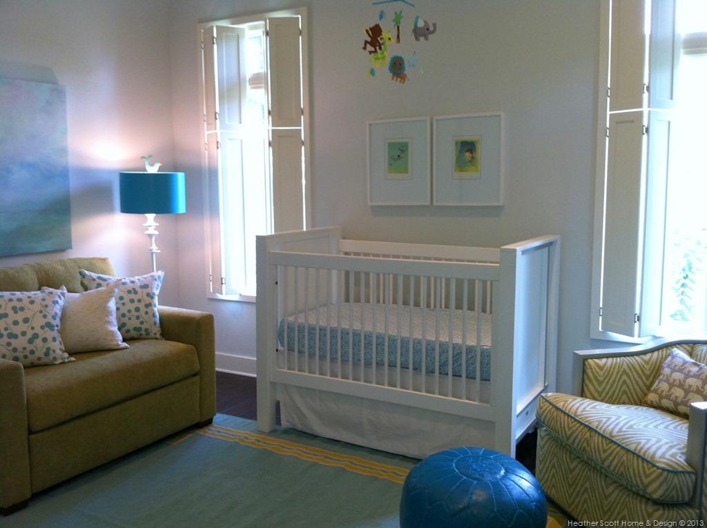 Baby Boom A Gender Neutral Nursery Heather Scott Home Design