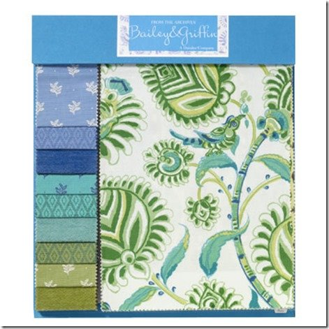 bailey and giffin fabric book