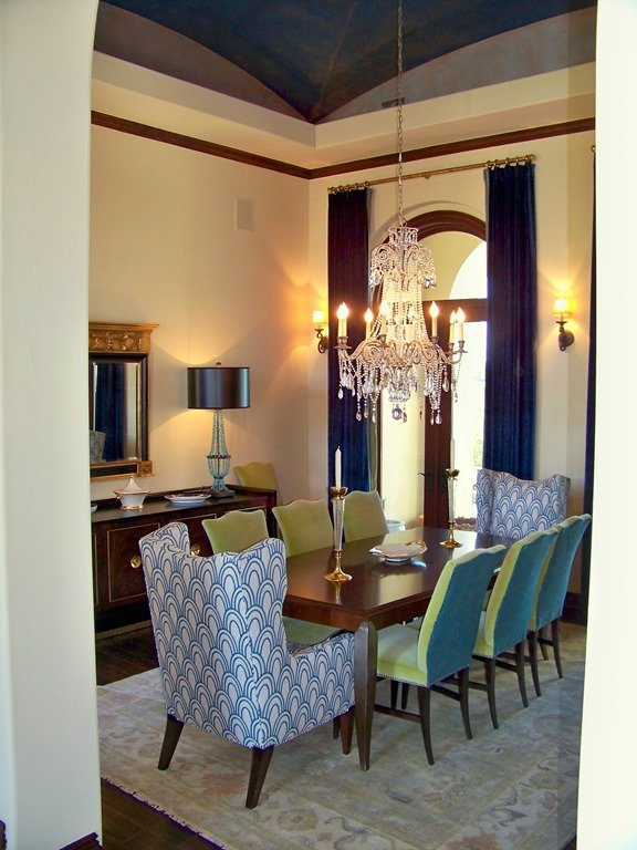 Before After A Grand Dining Room Heather Scott Home Design