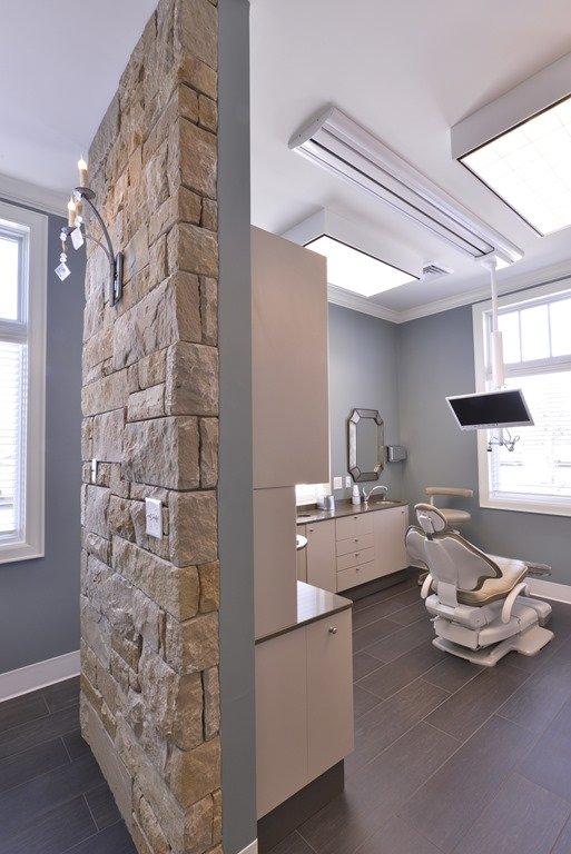 A Wel ing Dental fice Heather Scott Home & Design