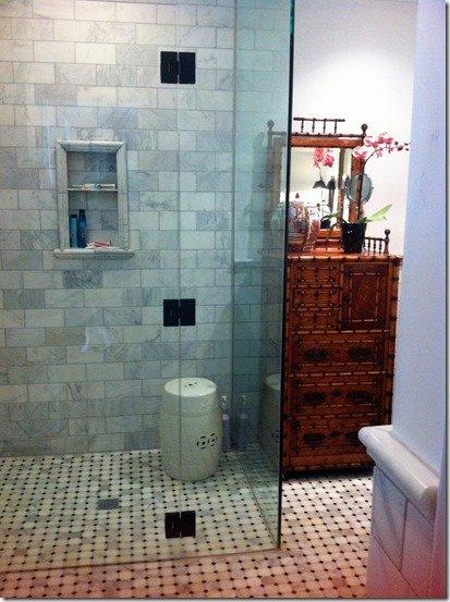 zero threshold shower