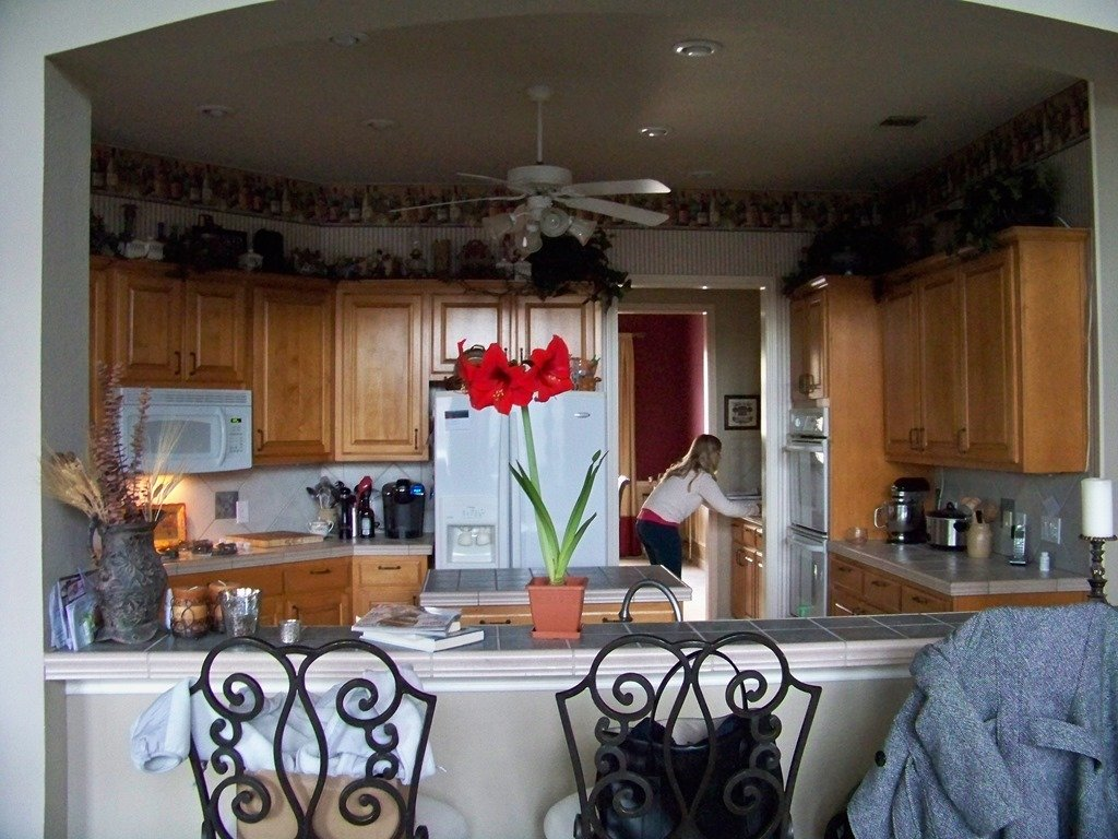 In process a kitchen goes from dated to black and white heather scott home design - We collect the top rated kitchen cabinet ...