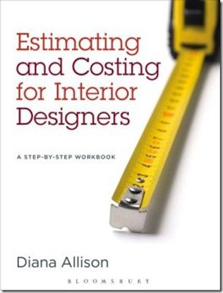 costing and estimating for interior designers