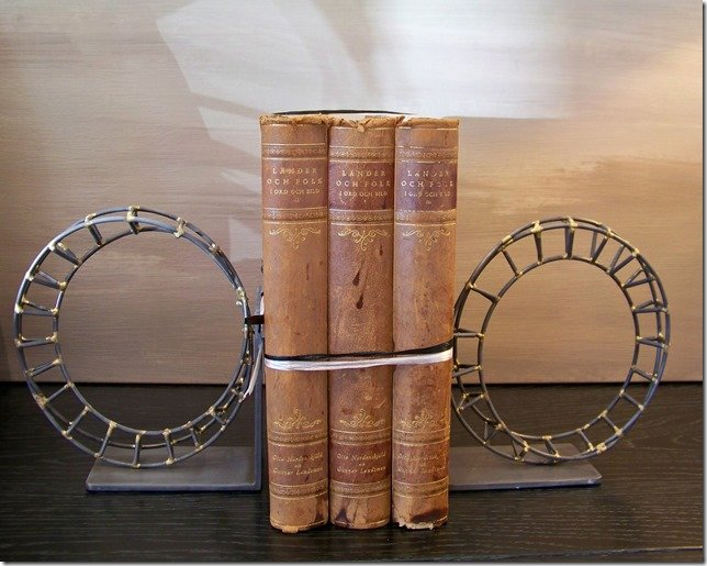 iron bookends