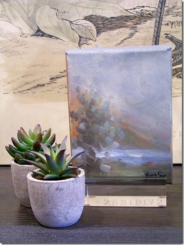misty tree table top canvas 2