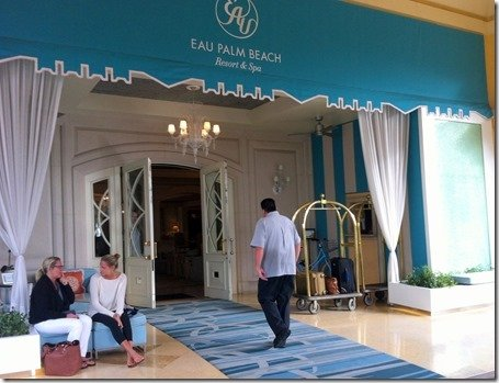 eau palm beach entry