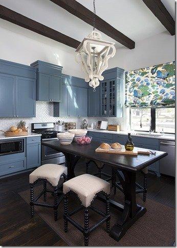 Heather Scott Home & Design Prep Kitchen