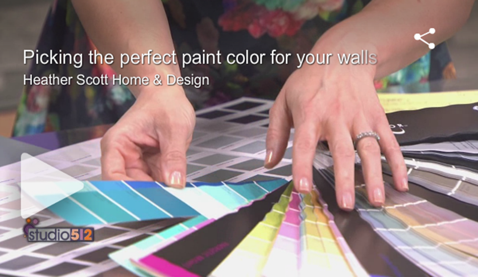 6 Tips for Picking Paint Colors - Heather Scott Home & Design