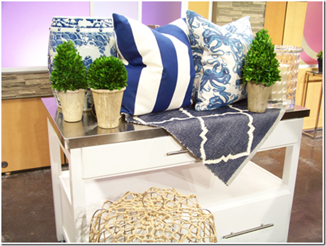 Outdoor Pillows and Accessories