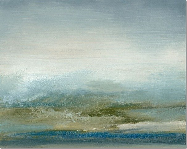 Sea II canvas art