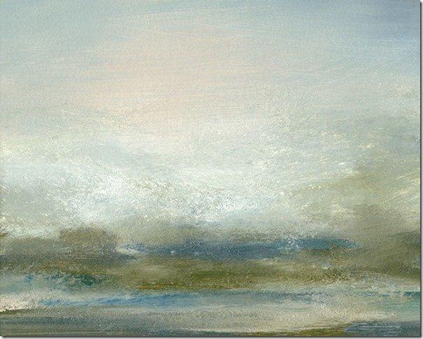 Sea I canvas art