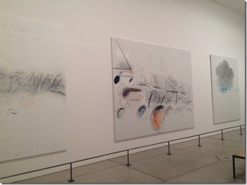 Cy twombly exhibit
