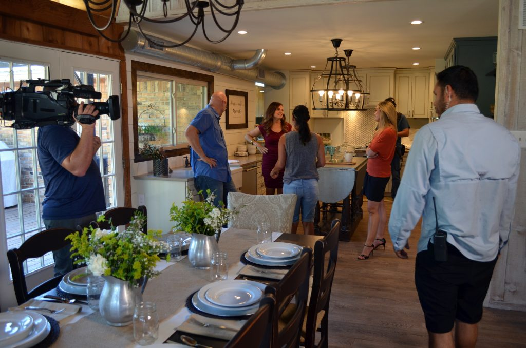 HGTV House Hunters austin, television production