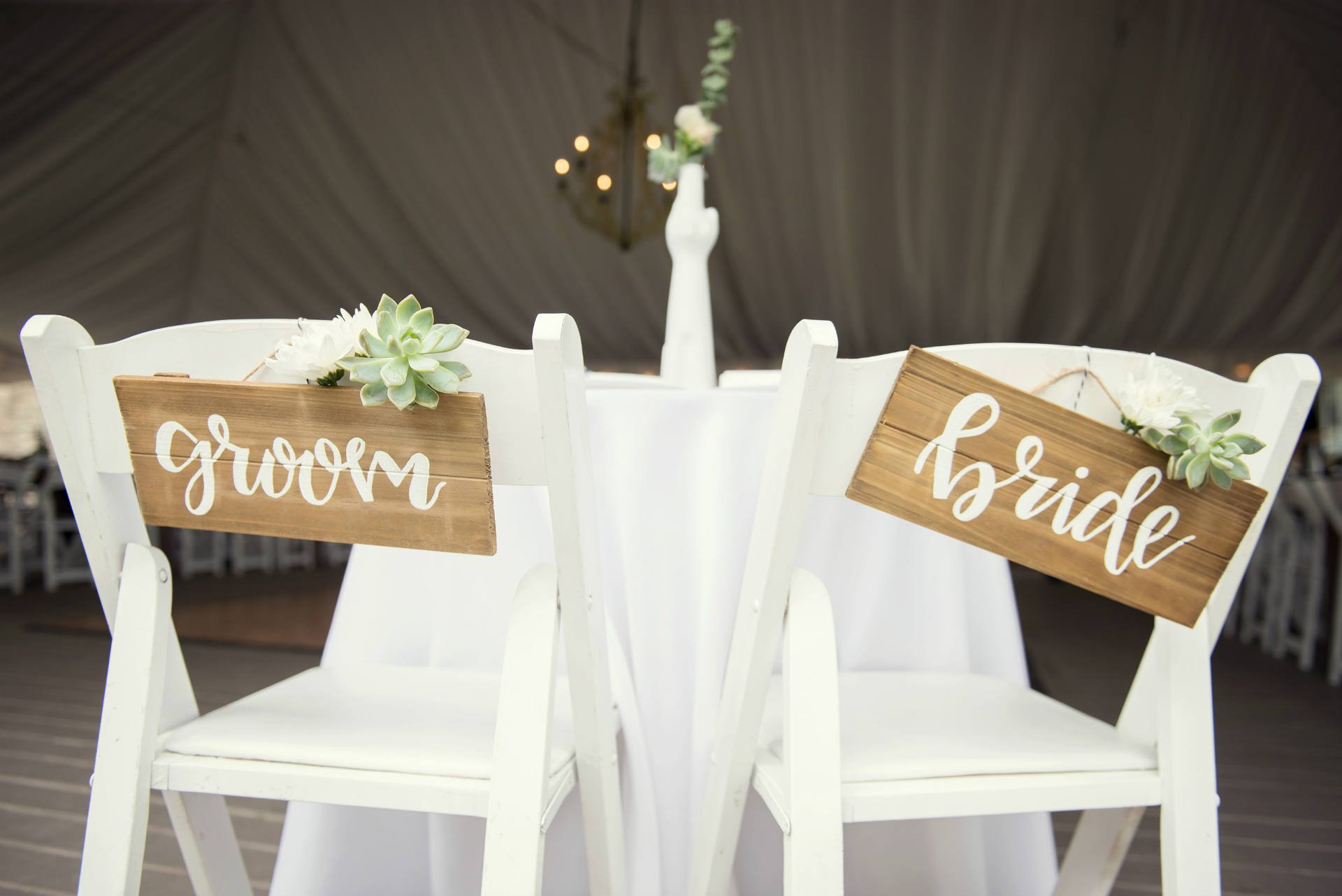 bridegroomsigns
