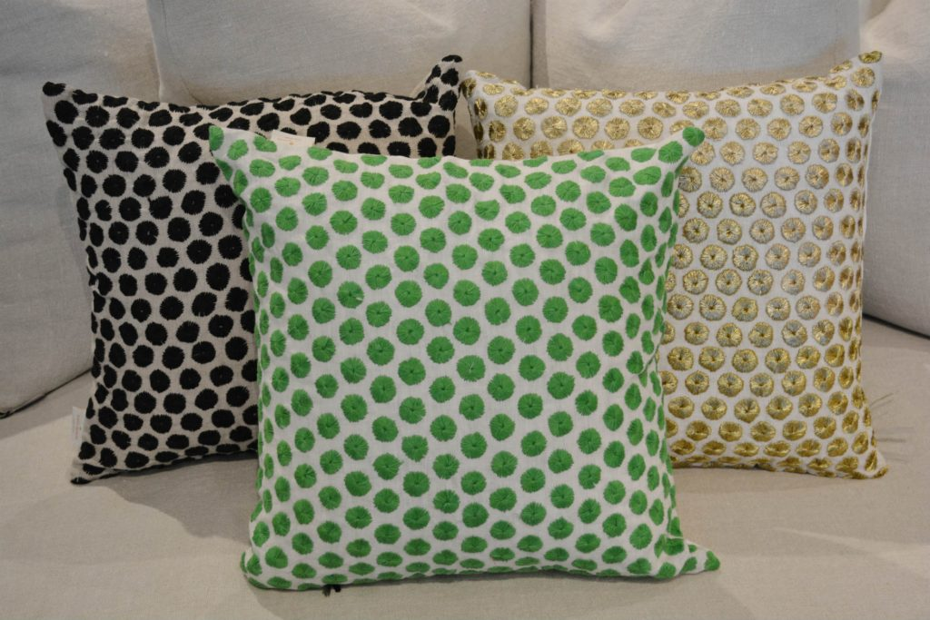 Throw Pillows One Kings Lane : What s New Wednesday: Kate Spade Pillows & Throws - Heather Scott Home & Design