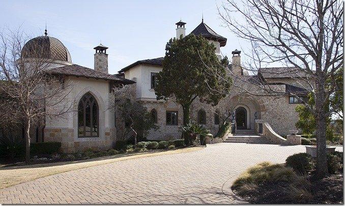 A Barton Creek Castle Heather Scott Home Design