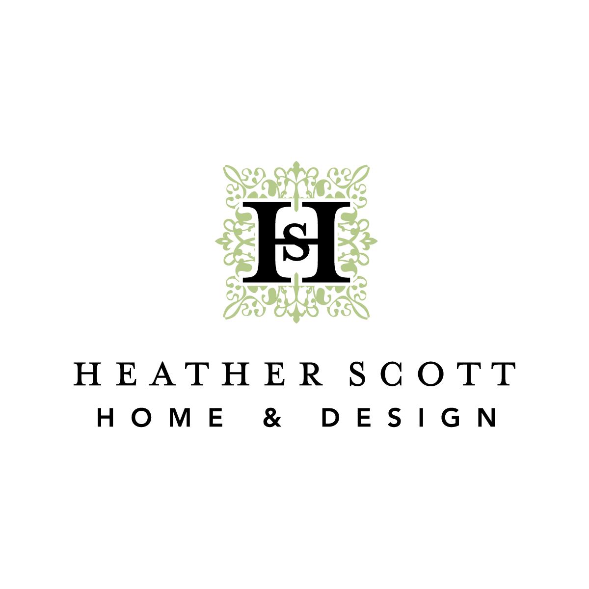 Hsh Logo Heather Scott Home Design
