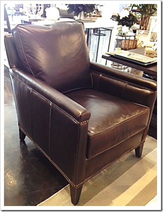 what s new wednesday leather chairs heather scott home design