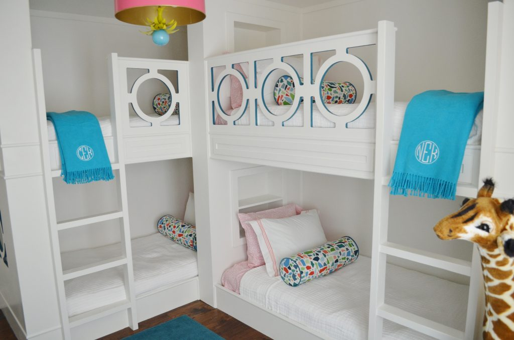 Great after bunk beds