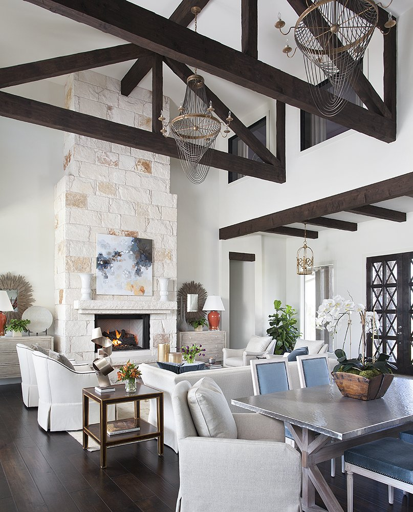 ... Exposed Beams, Or Ceilings Covered In Wallpaper This Trend Can Be  Interpreted To Anyoneu0027s Tastes Or Style. That Is Why It Is One Of The Trends  At The ...