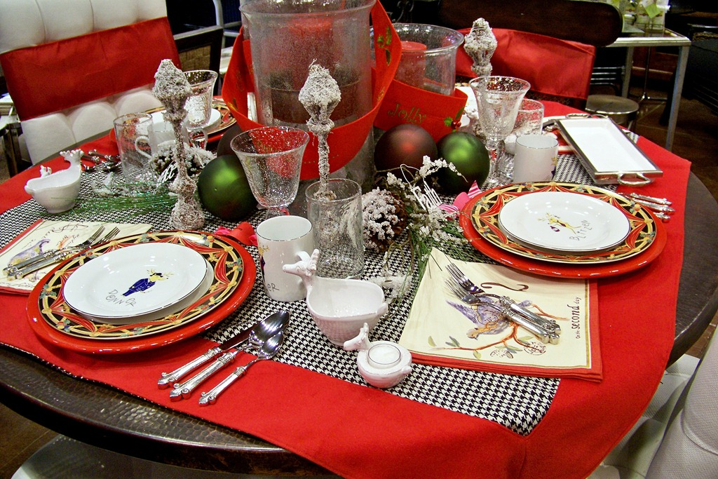 Holiday Tablescapes Tips For Decorating Your Holiday Table