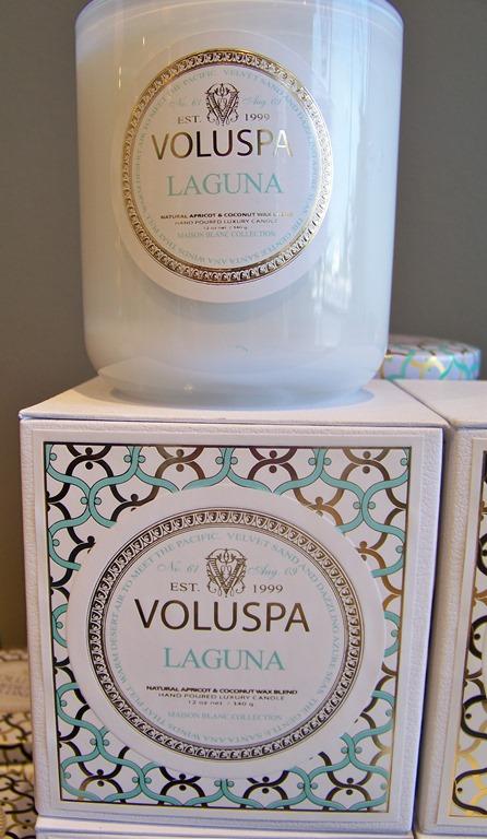 Voluspa Laguna Candle Home Decorating