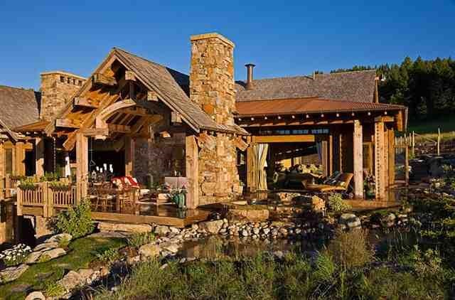 Regional Style Montana Homes Heather Scott Home Amp Design