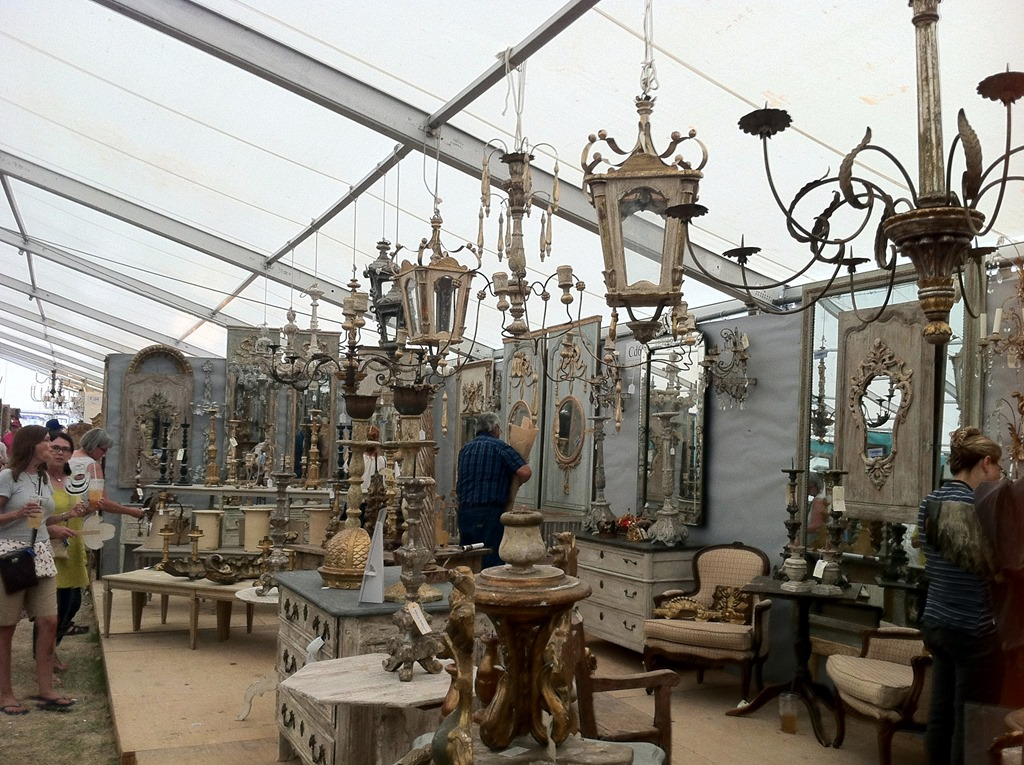 Trends At The Fall Round Top Antiques Fair Heather Scott