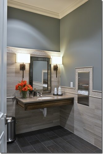 office bathroom decorating ideas a welcoming dental office heather scott home design 7473