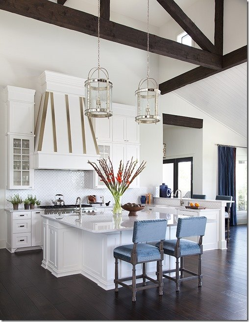 Heather Scott Home & Design Kitchen