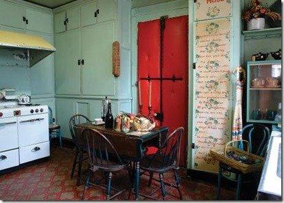 anne spencer kitchen