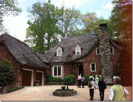 english cottage style home