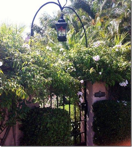 coronado entry gate