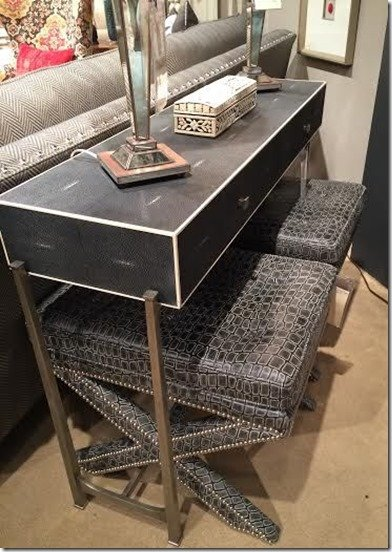 shagreen furniture