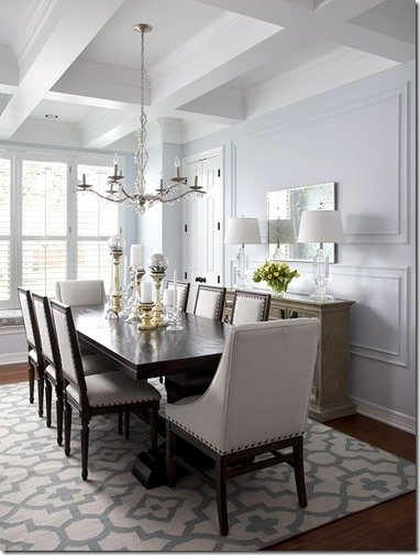 Heather Scott Home & Design, Dining Room