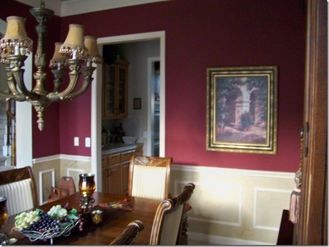 dining room side view