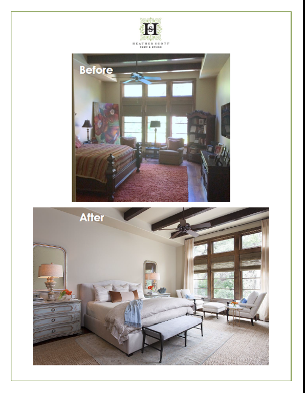 Heather Scott Home Design: Before & After: Spanish Style