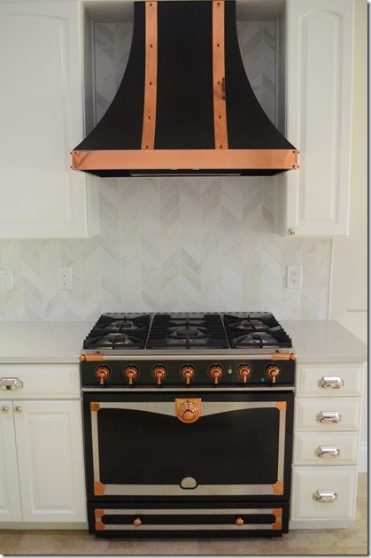 la cornue stove and hood